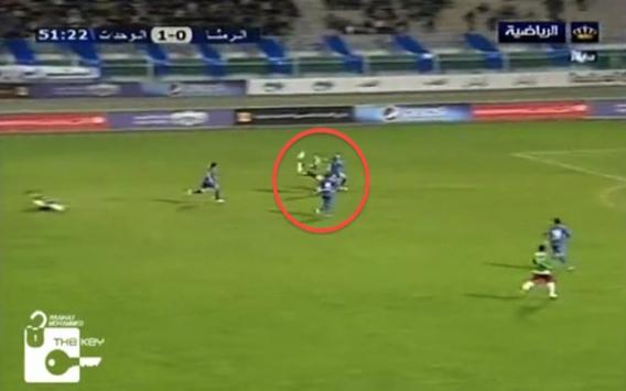 VİDEO   Zlatan bile kıskanır!