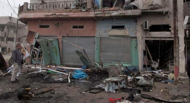 Irakta şiddet olayları sürüyor