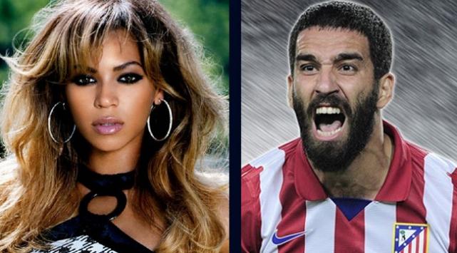 Arda Turan Beyonce ile oynayacak