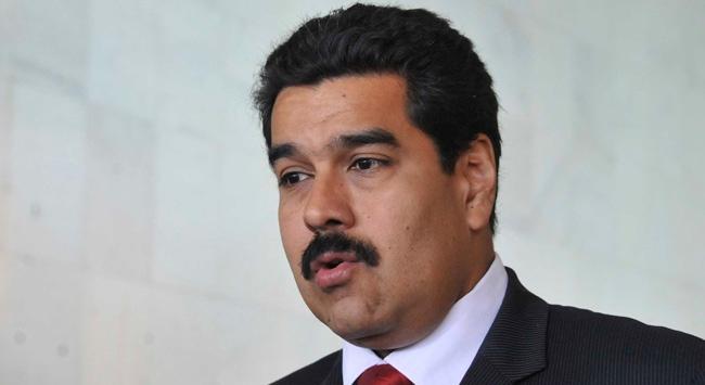 Maduro petrol yüklü tankerler için İrana teşekkür etti