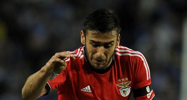 Benfica'da şok