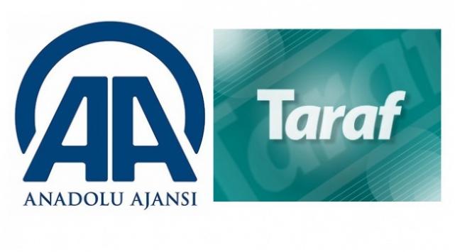 AA Taraf gazetesi ile sözleşmesini sonlandırdı