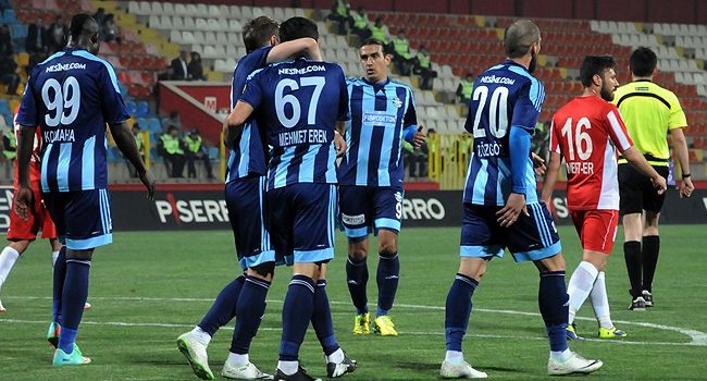 Adana Demirspor'da kriz