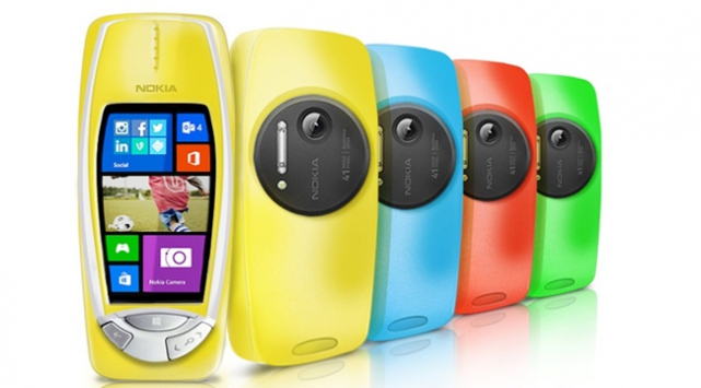 Nokia'dan 1 Nisan sürprizi
