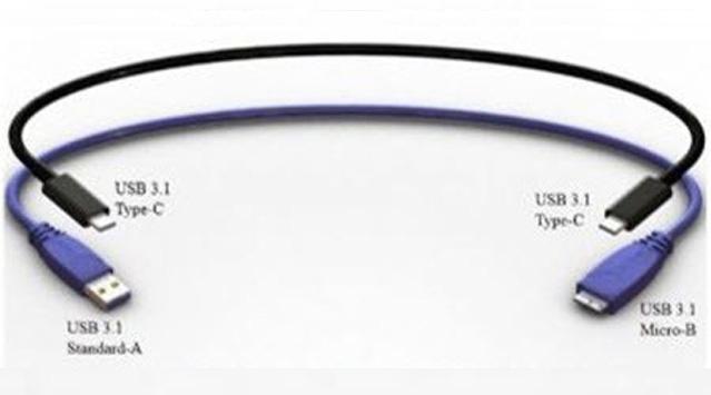 Beklenen USB 3.1