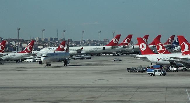 THY'nin yolcu sayısı 12 milyona ulaştı