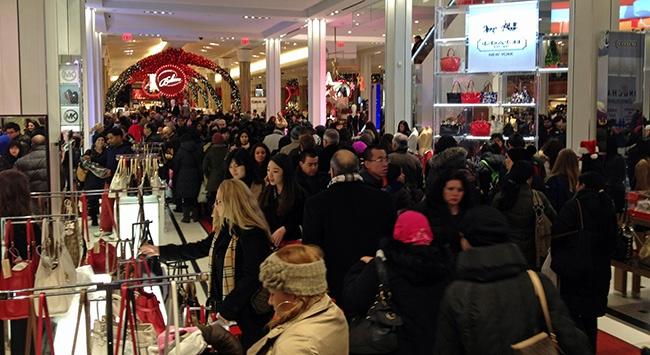 'Alışveriş çılgınlığı' manik atak belirtisi olabilir