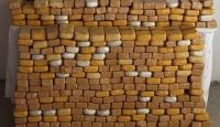 1 ton 716 kilo uyuşturucu ele geçirildi