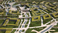 'Ekolojik yaşam kenti' Antep fıstığıyla ısınacak