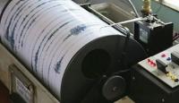 Endülüs'te 4,3 büyüklüğünde deprem oldu