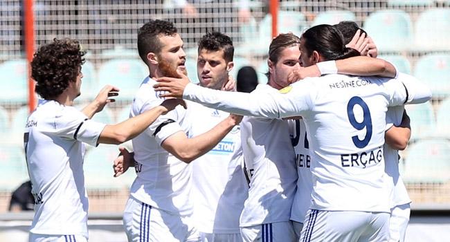 Adana Demirsporda hedef Süper Lig