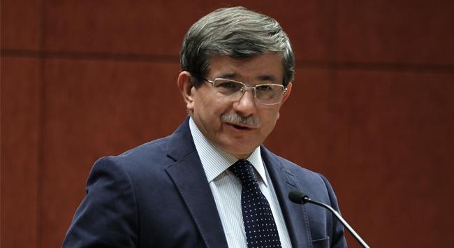 Davutoğlu uluslararası topluma seslendi