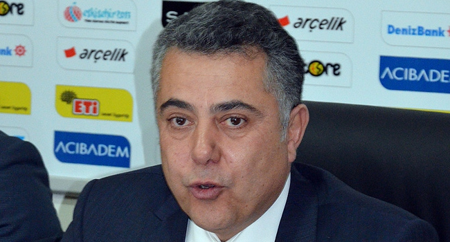 Eskişehirspordan iyimser açıklama