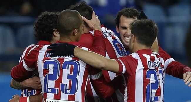 Atletico Madrid takım satın aldı
