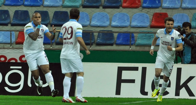 Trabzonspor fark attı