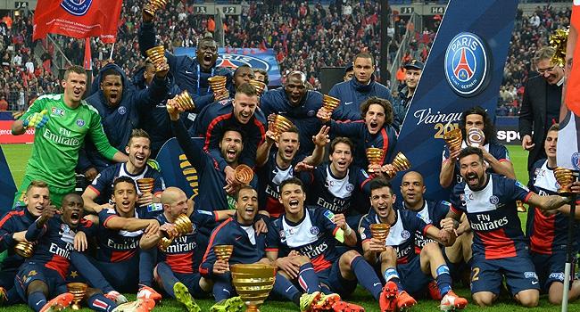 Fransa Lig Kupası sahibini buldu