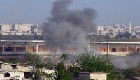 İdlibteki varil bombalı saldırı
