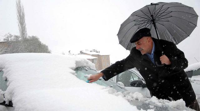 Yurdun Büyük Bölümünde Kar Yağışı Bekleniyor