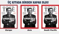 Erdoğan Time Dergisine Kapak Oldu