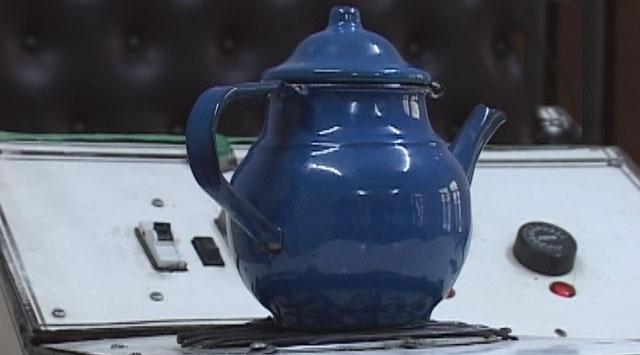 Telefonla Çay Demleme Makinası
