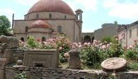 Ahmediye Camii Restore Ediliyor