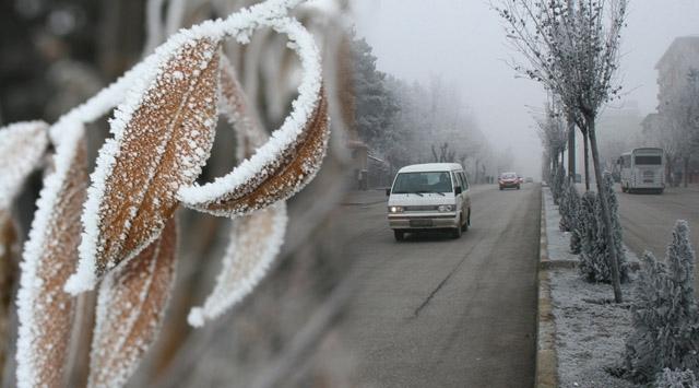 İstanbulda buzlanma zor anlar yaşatıyor