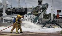 Peru'da helikopter kazası: 7 ölü