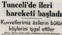 1937'de Manşetlere Yansıyanlar