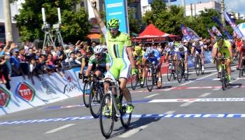 7. Etap Ýtalyan bisikletçinin