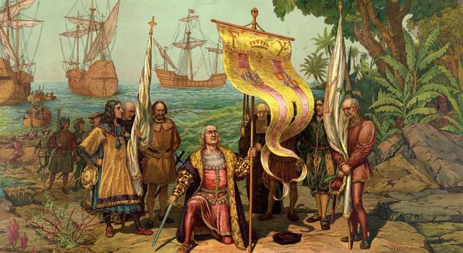 Kristof Kolombun gemisi bulundu