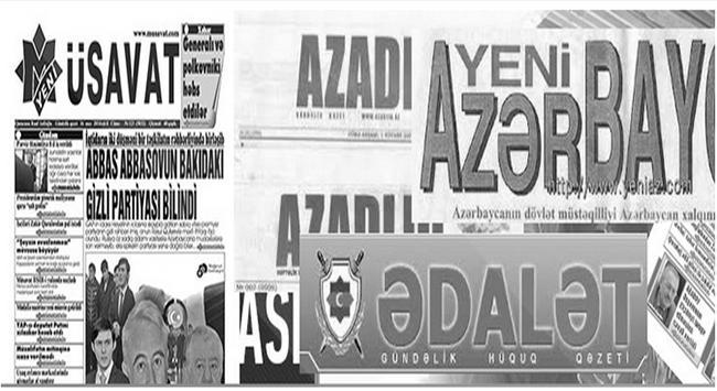 Azerbaycan basýnýndan Soma için anlamlý baský
