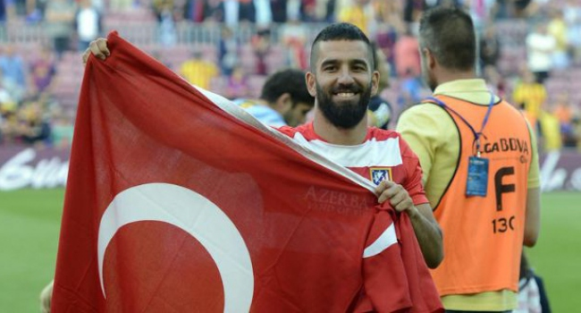 Nou Campta Türk bayrağı!