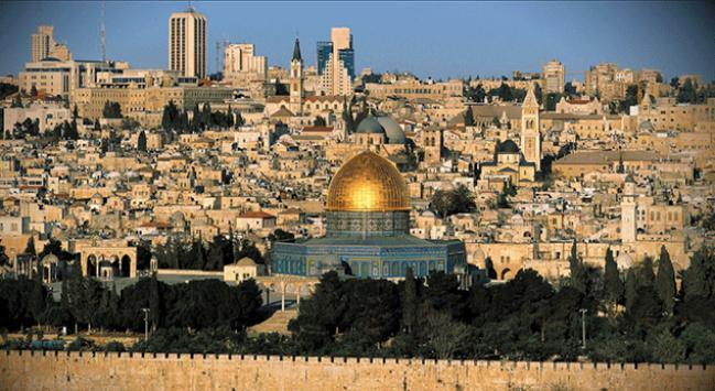Kudüsteki camilerde ezan sesini kısma planı