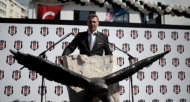 Beşiktaş Hakkı Yeten Tesisleri açıldı
