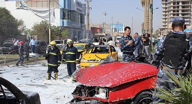 Irakta intihar saldırıları: 31 ölü, 42 yaralı