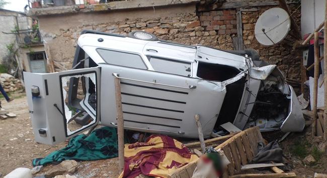 Uşakta trafik kazası: 2 ölü