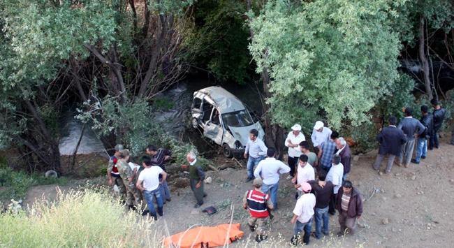 Adıyamanda trafik kazası: 4 ölü