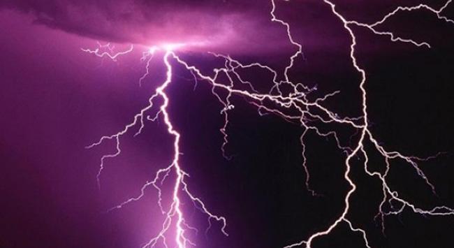 Meteorolojiden yıldırım tespit ve takip sistemi