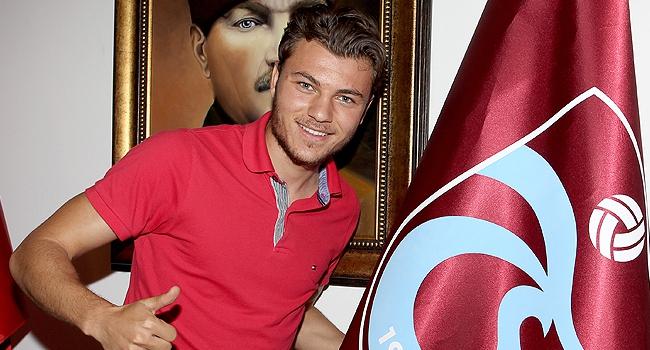 Trabzon genç yıldızıyla uzattı