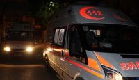 İzmirde devrilen vincin operatörü hayatını kaybetti