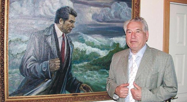 Cengiz Aytmatov için anma töreni