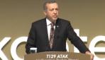 Başbakan Erdoğan, ATAKın teslim töreninde konuştu
