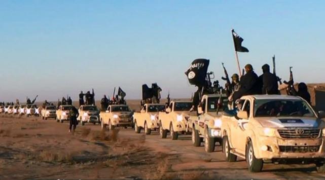 IŞİDe dünyadan kınama yağıyor