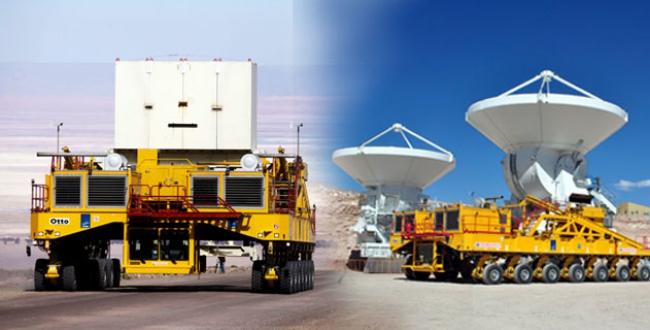 Dünyanın en büyük teleskobu kuruldu