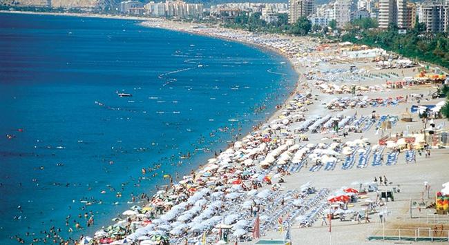 40 milyon turistin Türkiye'ye gelmesi bekleniyor