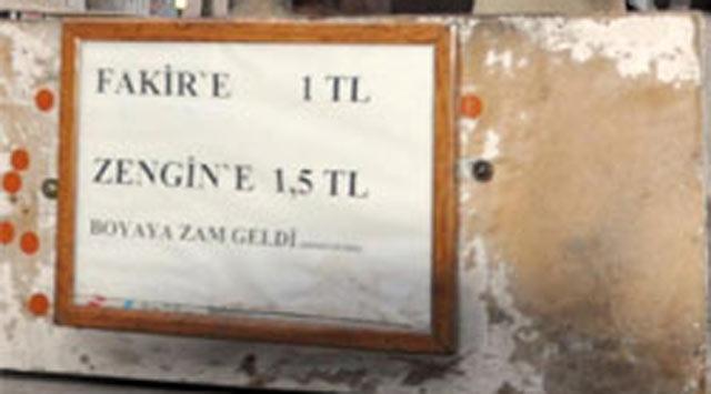Fakire 1, Zengine 1,5 TL