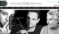 Antalya'da Uluslararası Piyano Festivali Başlıyor
