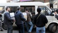 Şırnak'ta 14 Gözaltı