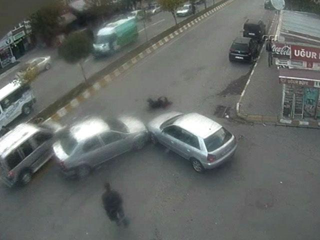 Mobeselere Yansıyan Feci Kazalar