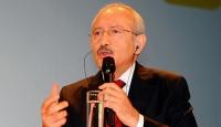 Kılıçdaroğlu'ndan AB'ye Kaddafi Çıkışı